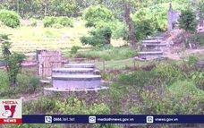 Khu du lịch suối nước nóng Đăk Tô bỏ hoang nhiều năm
