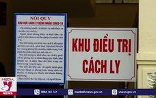 5 trường hợp F1 tại Ninh Bình có kết quả âm tính lần 1
