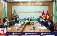 Vun đắp quan hệ đoàn kết đặc biệt Việt Nam - Lào