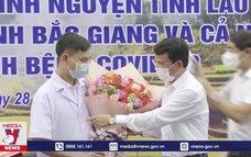 Lào Cai hỗ trợ Bắc Giang phòng, chống dịch