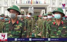 Tây Ninh chi viện cho biên giới chống dịch COVID-19