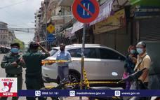Campuchia ghi nhận gần 850 ca mắc mới