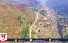 Sớm nâng cấp tuyến đường tỉnh lộ 109 qua vùng lũ Nặm Păm