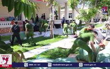Bắt giữ 57 tấn hàng hóa nhập lậu từ Campuchia