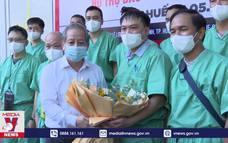 Bệnh viện Trung ương Huế hỗ trợ Bắc Giang chống dịch COVID-19