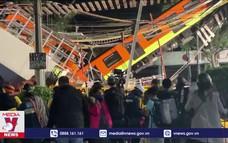 Tai nạn đường sắt thảm khốc nhất Mexico trong hơn 50 năm qua