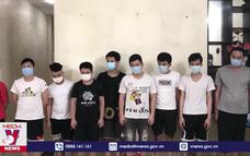 Vĩnh Phúc phát hiện 52 người Trung Quốc cư trú trái phép