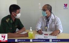 Tiêm vaccine phòng COVID-19 cho Bộ đội biên phòng Tiền Giang