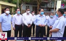 Phó Chủ tịch Thường trực Quốc hội thăm, làm việc tại Sơn La