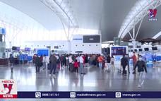Gần 1,5 triệu hành khách đi lại bằng đường hàng không dịp nghỉ lễ