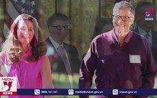 Xung quanh chuyện ly hôn của tỷ phú Bill Gates