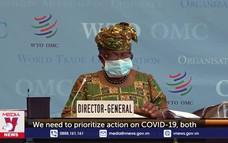 WTO lần đầu tiên có 2 nữ phó tổng giám đốc