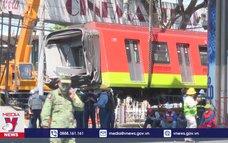 Mexico khắc phục hậu quả vụ sập đường sắt