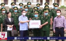 Chủ tịch Quốc hội làm việc tại Hà Giang