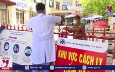 Thái Bình phong tỏa tạm thời Bệnh viên Đa khoa tỉnh