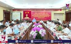 Kiểm tra công tác chuẩn bị bầu cử tại Bà Rịa-Vũng Tàu
