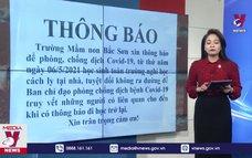 Ninh Bình một giáo viên là F1, 4 trường học tạm nghỉ
