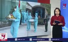 Hà Tĩnh an táng hài cốt 11 liệt sỹ hy sinh tại Lào