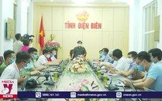 Điện Biên họp khẩn phòng chống dịch COVID-19