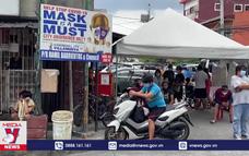 Philippines xử phạt nghiêm người đeo khẩu trang sai quy cách