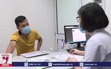 Khám chữa bệnh trở lại tại cơ sở 1 Bệnh viện Bệnh nhiệt đới Trung ương