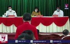 Ứng cử viên ĐBQH khóa XV tiếp xúc cử tri TP. Vũng Tàu