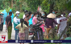 Phong tỏa khu dân cư tại Nam Định
