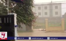 Mưa bão tàn phá 7 tỉnh của Campuchia