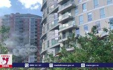 Hỏa hoạn tại chung cư cao tầng ở London, Anh