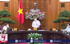 Thủ tướng làm việc với Bộ Giáo dục và Đào tạo