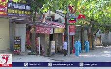 Hà Nam cách ly y tế tạm thời Thị trấn Quế