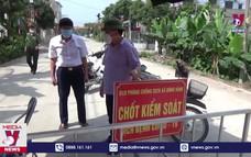 Hưng Yên phong tỏa 2 xã của huyện Khoái Châu