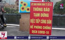 Nam Định giãn cách xã hội thị trấn Cổ Lễ từ sáng 8/5