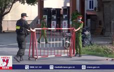 Ngày đầu cách ly xã hội ở huyện Thuận Thành, Bắc Ninh