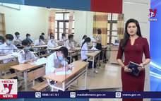 Thí sinh Quảng Ninh bắt đầu thi vào lớp 10