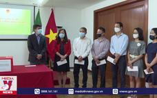 Cộng đồng người Việt tại Mexico chung sức chống dịch COVID-19