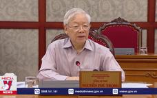 Bộ Chính trị họp về tình hình phòng, chống dịch COVID-19