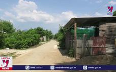 Người dân huyện miền núi Khánh Vĩnh với nỗi lo thiếu nước