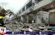 Nổ khí ga tại Trung Quốc, 11 người thiệt mạng