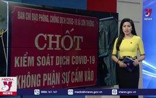 Hà Tĩnh thần tốc truy vết, lấy mẫu xét nghiệm tại huyện Hương Sơn