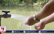 Người dân ở quận Ô Môn (Cần Thơ) đã có nước sạch