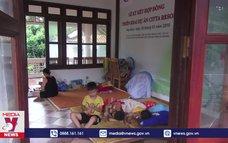 Hòa Bình di dời các hộ dân trong vùng nguy cơ sạt lở cao đến nơi an toàn