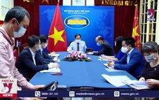 Canada cam kết hỗ trợ Việt Nam tiếp cận vaccine ngừa COVID-19