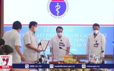 Kết thúc phong tỏa Bệnh viện K cơ sở Tân Triều