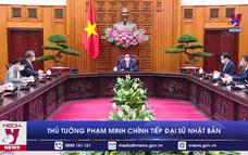 Thủ tướng Phạm Minh Chính tiếp Đại sứ Nhật Bản