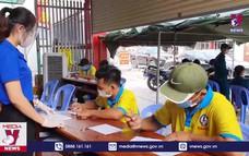 Thị xã Tân Uyên, Bình Dương thực hiện giãn cách xã hội