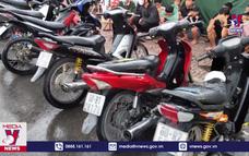 Đồng Nai bắt giữ 12 đối tượng đua xe trái phép