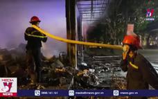 Hỏa hoạn đặc biệt nghiêm trọng tại thành phố Vinh, Nghệ An