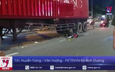 Tai nạn tại Bình Dương khiến 3 người thương vong