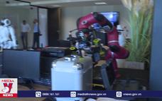 Công ty Robot của Bỉ tìm thị trường ở Việt Nam